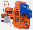 High Production Efficient Concrete Roof Tile Forming Machine Japan PLC Controller for sale