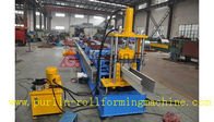 Cina Professional Rainwater Seamless Gutter Machine High Speed Gutter Roll Forming Machine distributor