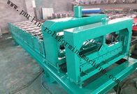 Cina Chain Driven Cold Steel Sheet Roller Machine Corrugated Double Layer PLC distributor