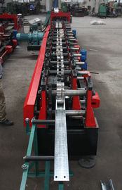 Cina C Purlin Roll Forming Machine Plc Light Steel Framing Cold Roll Forming Machine pabrik